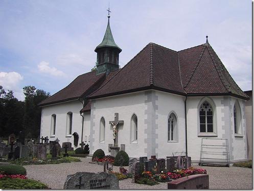 Bernrain-kirche