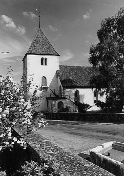 Church Neuchatel Cornaux